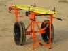 2 WHEELS FOR USE ON SANDY SOILS AND DESERT